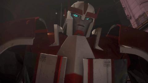 Transformers Beast Hunters - Meet Ratchet
