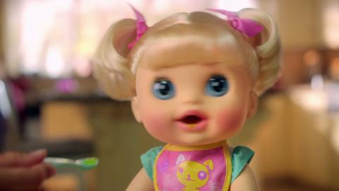 Baby Alive Real Surprises - She Eats!