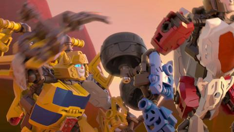 Transformers Construct-Bots: Take Flight!