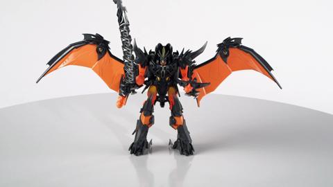 Transformers Beast Hunters Predaking Action Figure