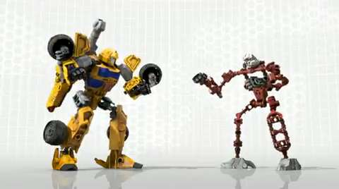 Transformers Construct-Bots: Switcheroo!