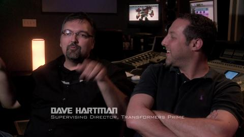 Transformers Prime Beast Hunters: Predacons Rising! - Behind The Scenes